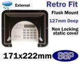 Biometric FingerPrint Reader Cover Large B7505
