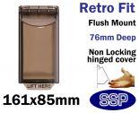 Biometric FingerPrint Reader Cover Medium B6520