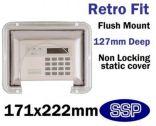 Biometric FingerPrint Reader Cover Large L7504
