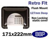 Biometric FingerPrint Reader Cover Large L7505