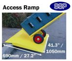 SSP Disabled Access Ramp | Trolley Ramp 350kg SWL