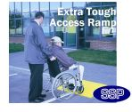 SSP Disabled Wheelchair and Scooter Ramp 750kg SWL