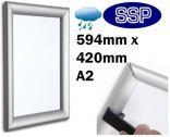 Tamper Resistant Snap Frame A2