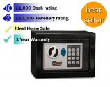 Electronic Valuables and Key Safe