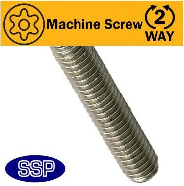 m4x12mm machine screws