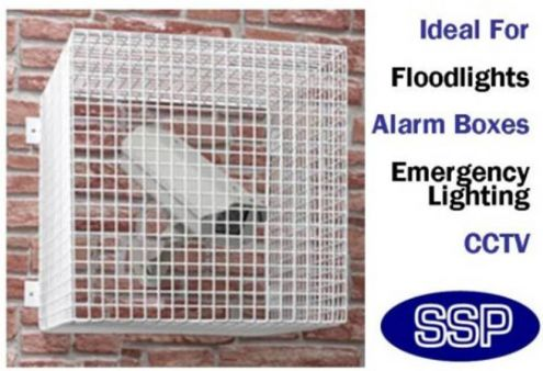 CCTV Security Cage   External Light Cage C9647 X-Large ...