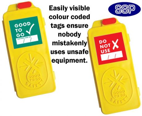 Pallet Racking Safety Inspection Check Book