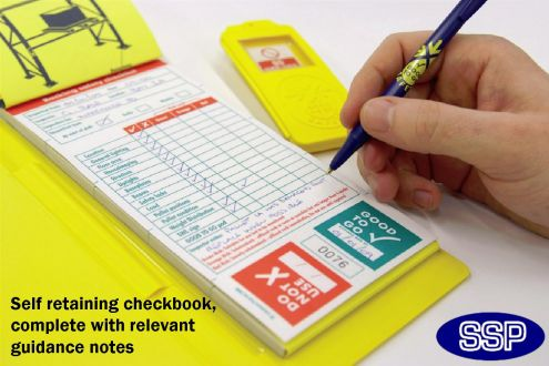 Fleet Vehicle Safety Inspection Check Book