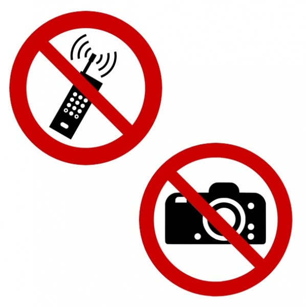 Mobile Phone & Camera Signs