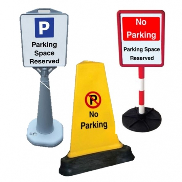 Standalone Car Park Signs