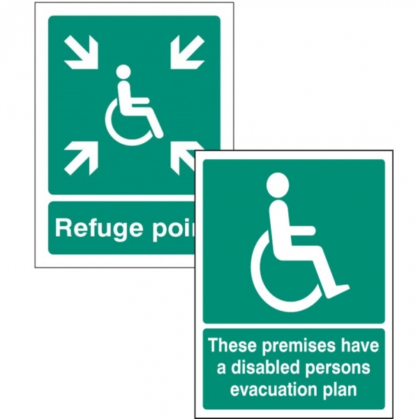 Refuge Points & Disabled Fire Exits