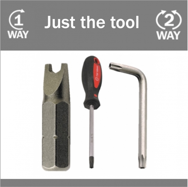 Tools for Security Fixings
