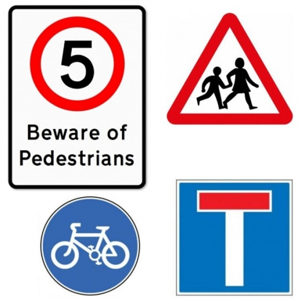 Road Signs & Sign Posts