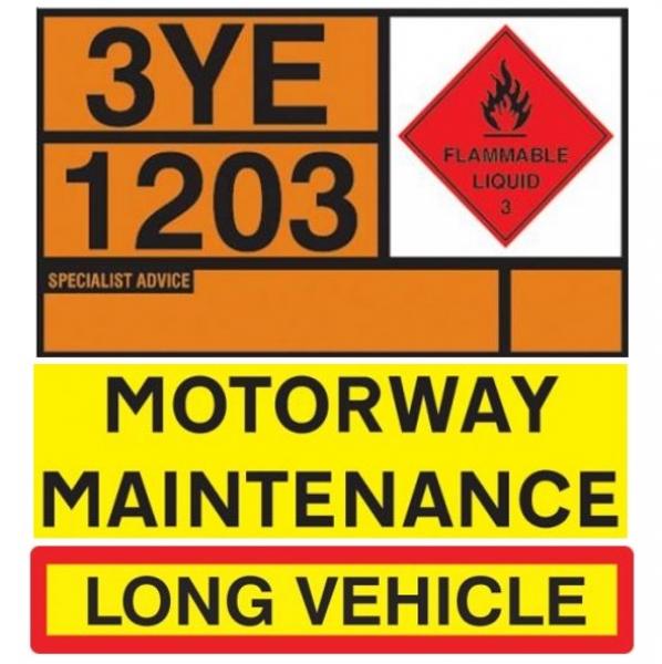 Hazard Labels & Vehicle Signs