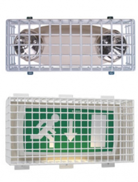 CCTV, Light and Clock Cages
