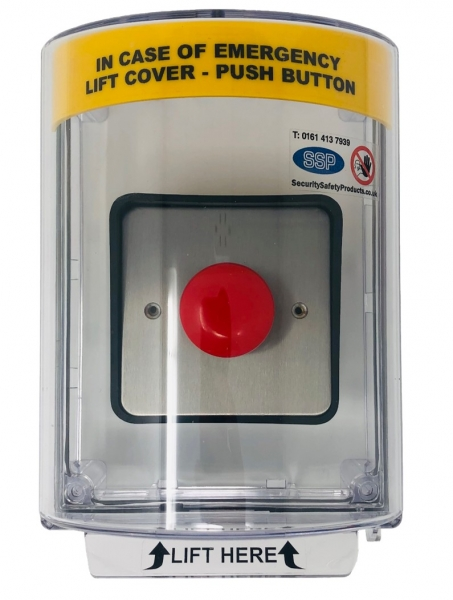 Emergency Stop Button Covers