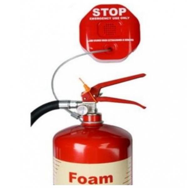 Extinguisher Alarm