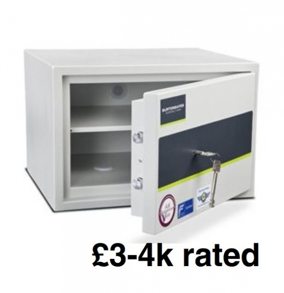 Domestic & Small Business Safes