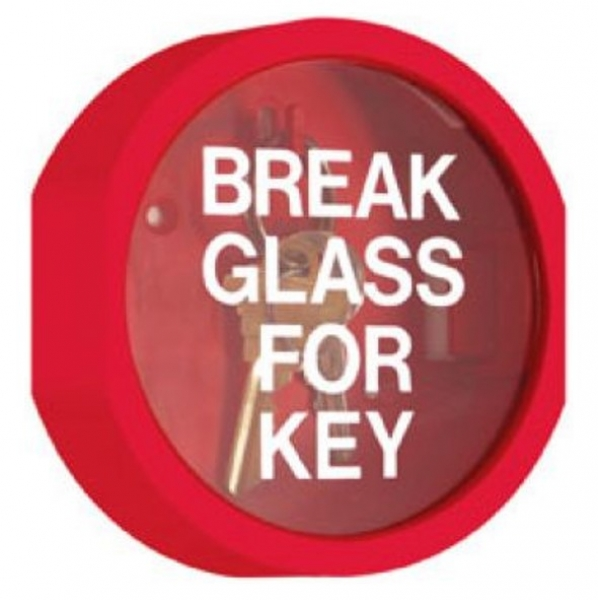 Break Glass & Key Covers