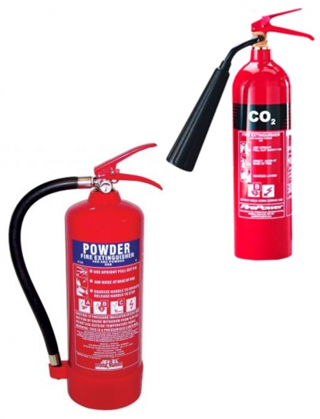 Domestic/Small Extinguishers