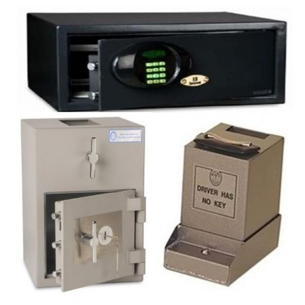 Hotel, Gun & Deposit Safes