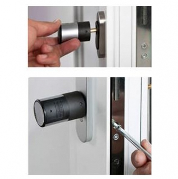 uPVC Eurolock Door Entry