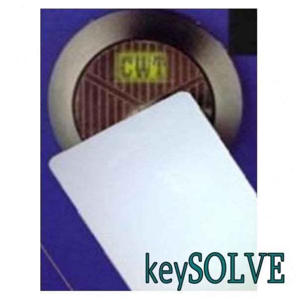 KeySOLVE ISO Cards