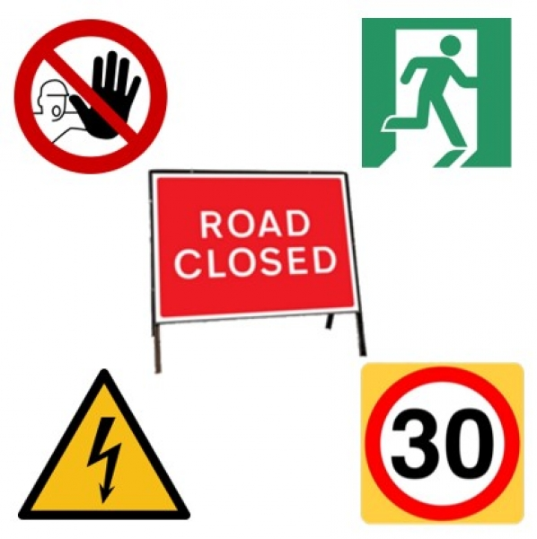 Safety Road And Custom Signs Security Safety Products