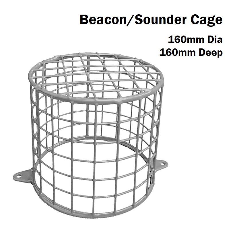 Floodlight Cage