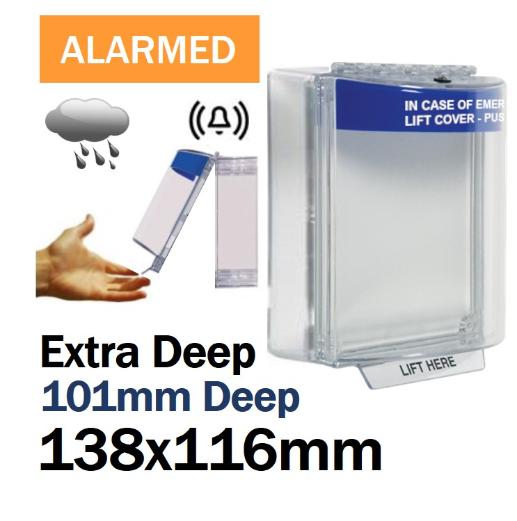 intergal alarm extra deep | STI 6533