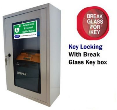 how to break security glass