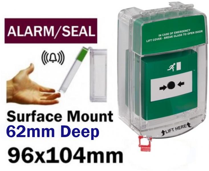 alarm green sti- 15c20ml