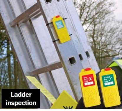 Ladder Inspection Checklist