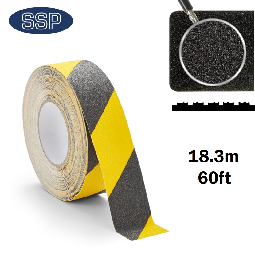 18metre Long Chevron Anti-Slip Tape for Floor, Stairs and Decking