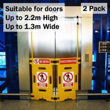 Lift Barrier Elevator Guard