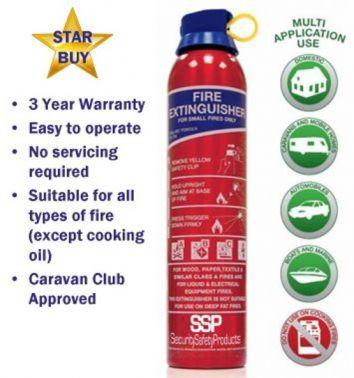 home extinguisher