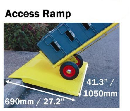 Trolley Ramp