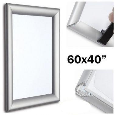 Extra Large Tamper Resistant Snap Poster Frame 60x40 Ssp Direct