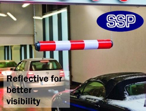 Hanging Vehicle Height Barrier