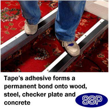 Grey Anti-Slip Floor Tape