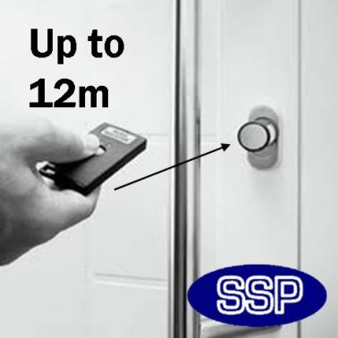 Extra Key Fob For Upvc Door Entry System Ssp Direct
