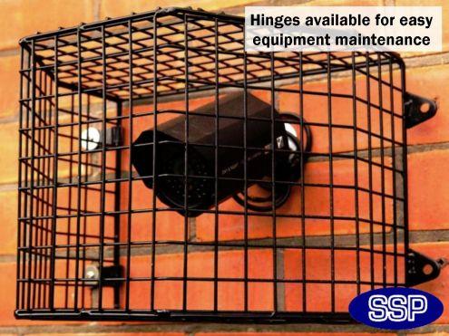 PIR cage