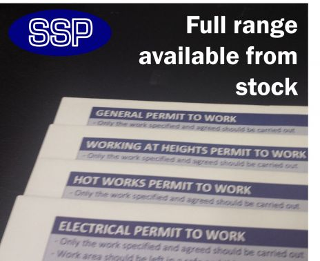 Working at Height Permit To Work - Duplicating Work Permits | SSP