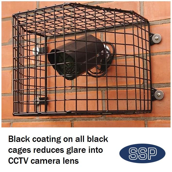 CCTV cage