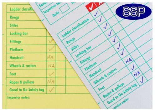 Ladder Safety Inspection System