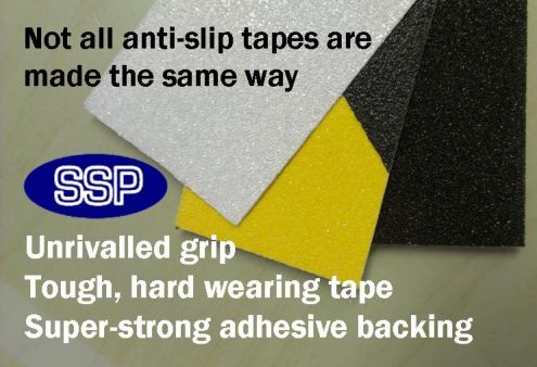 self adhesive anti-slip tape